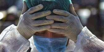 Las 'chinuditas' extrañarán a su mamá, la enfermera víctima del coronavirus