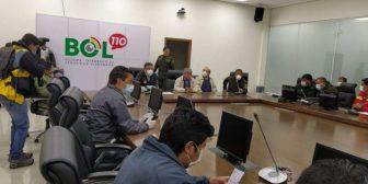 La Paz detecta casos de Covid-19 importados en personas que ingresan irregularmente por la frontera