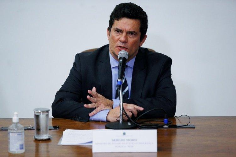 Sergio Moro (REUTERS/Ueslei Marcelino)