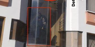 Investigan muerte de funcionario de YPFB, reportan que baranda y vidrio de edificio … Investigan muerte de funcionario de YPFB, reportan que baranda…