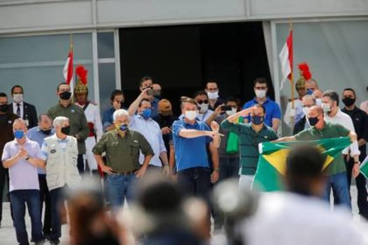 Jair Bolsonaro REUTERS/Adriano Machado