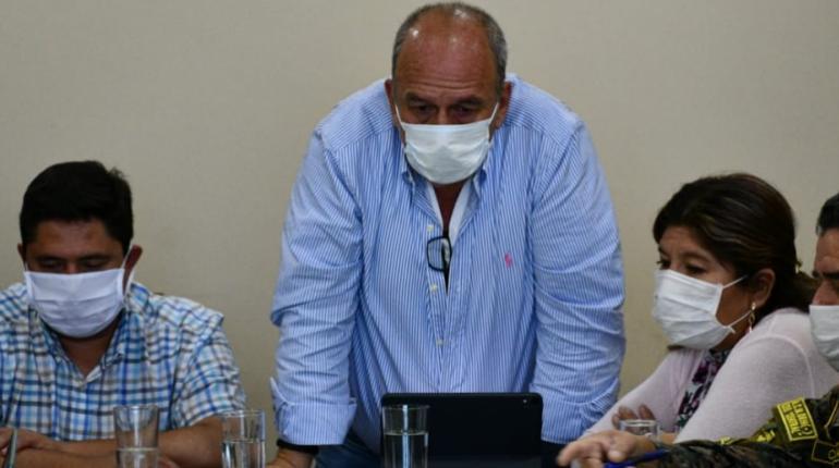 Murillo: Gobernadora de Cochabamba negó ayuda a 10 ambulancias durante su paso con destino a Beni