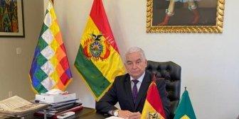 Wilfredo Rojo es Ministro de Primera de la embajada de Bolivia en Brasil y promoverá relación económica bilateral