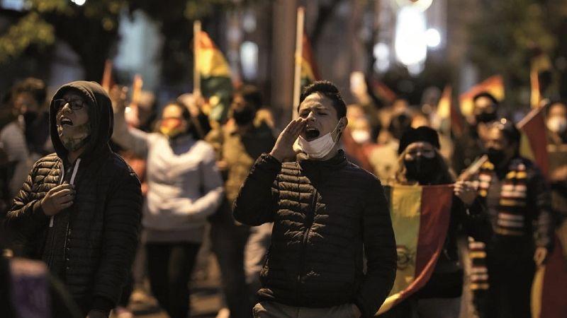 Mala hora para la salud: alertan rebrote por protestas y festejos