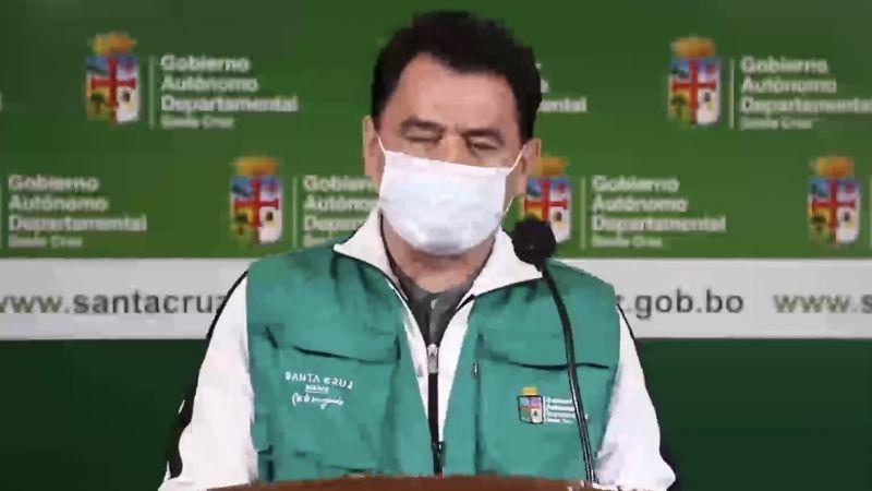 Santa Cruz registra incremento sostenido de contagios desde hace 2 semanas