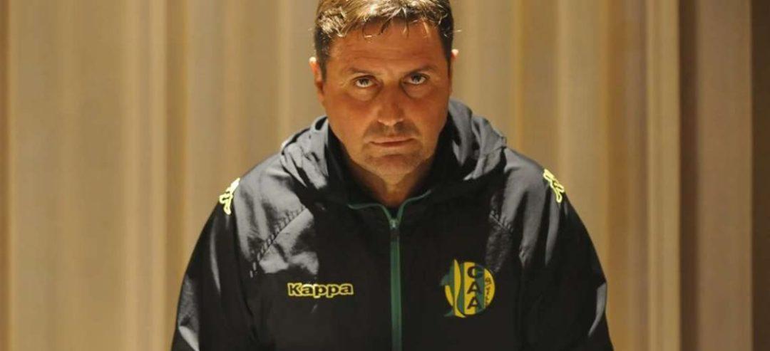 Hoyos, candidato para dirigir a Always Ready. Foto: Clarín