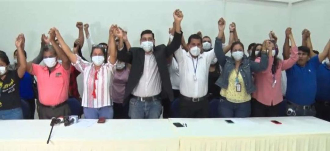 El pacto de unidad entre MAS e indígenas busca presidir la Asamblea Departamental