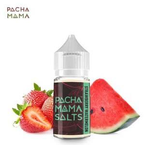 Strawberry Watermelon Salt Nic by Pachamama