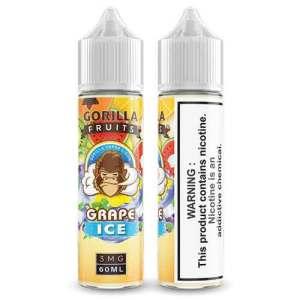 Gorilla Custard Grape ICE
