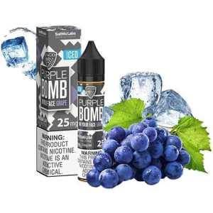 VGOD ICED Purple Bomb SaltNic