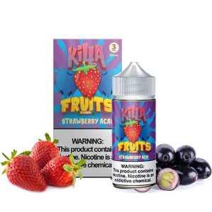 Killa Fruits Strawberry Acai