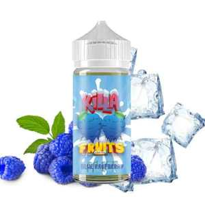 Killa Fruits Blue Raspberry ICE