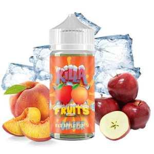 Killa Fruits Red Apple Peach ICE