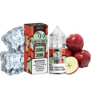 Crisp Apple Salts By Air Factory
