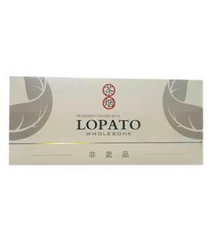 LOPATO White Wholesome