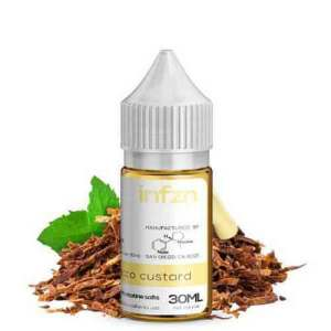 Infzn Tobacco Custard Salt