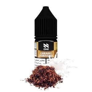 Creamy Tobacco Saltnic - N One Salt