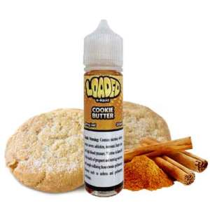 Cookie Butter - Loaded 50ml