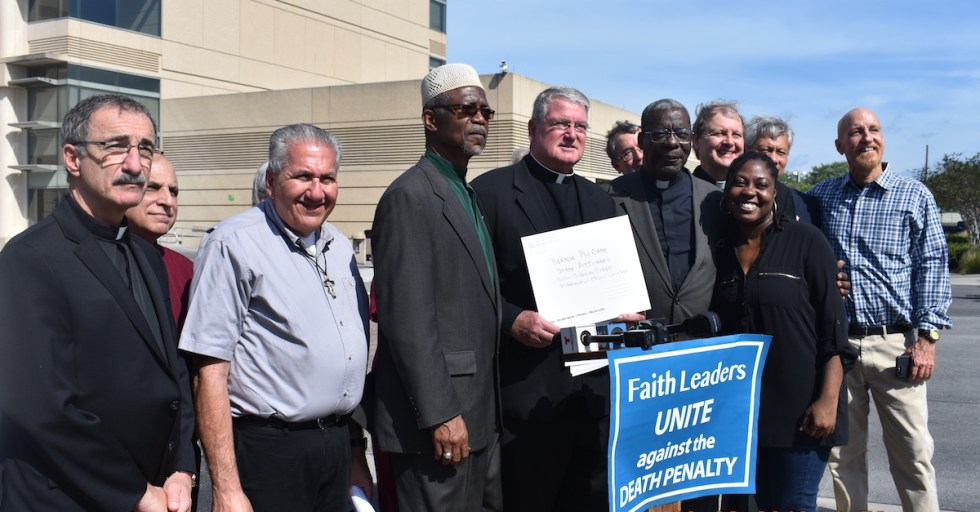 Pinellas/Pasco religious leaders' press conference