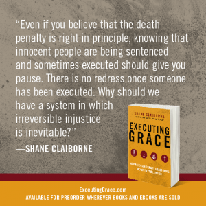 Quote from Shane Claiborne