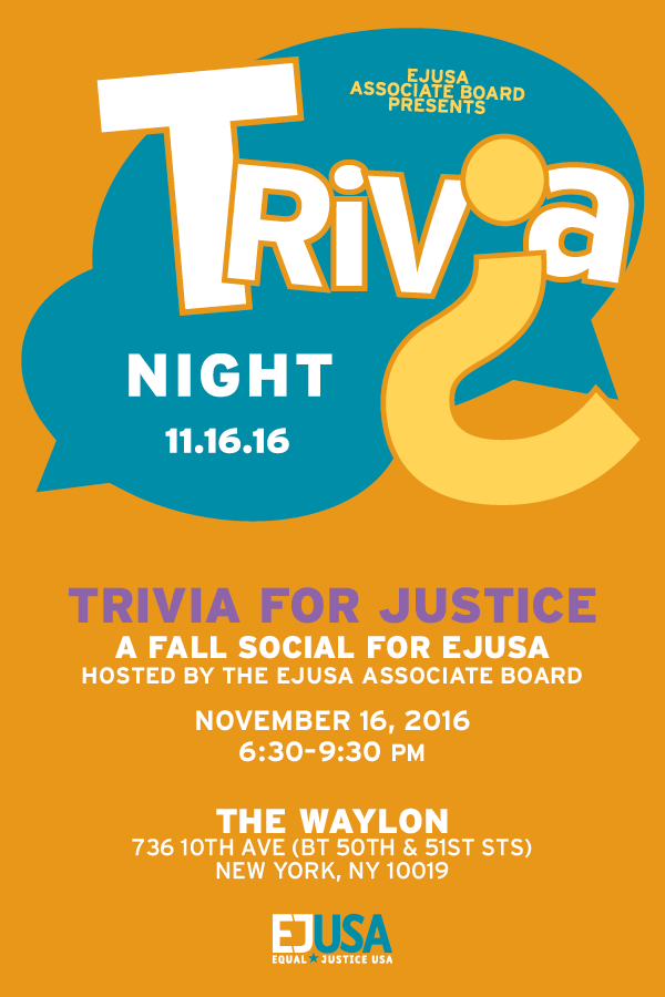 Trivia for Justice
