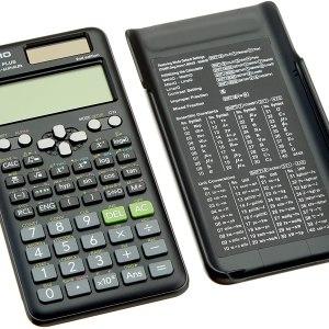 A Box Casio FX 991 ES Plus Scientific Calculator – 2nd Edition (10 Pieces)
