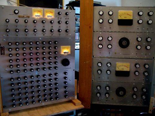 stereo mixer . fx matrix mixer .