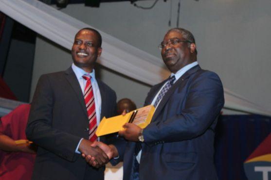 Taiwo Oyedele of PwC and Dr Babatunde Fowler