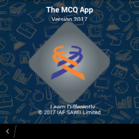 THE MCQ APP