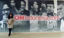 Brunch at Newsroom CNN Indonesia 1