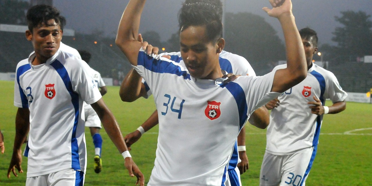 TFA set final against AIFF defeating Frenz United