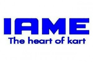 IAME logo