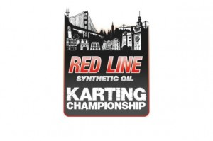 Red Line Oil Karting Championship logo