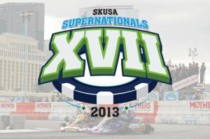 SKUSA SuperNationals XVII logo