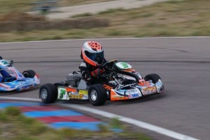 Tristin MacLeod rebounded after a tough SummerNationals and ended his 2013 Rocky Mountain PKC season with strong runs in Denver (Photo: Jeff Myers)