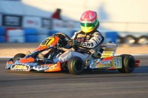 California driver Fritz Leesmann is among the Team USA drivers competing this weekend in DD2 (Photo: seanbuur.com)