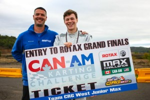 Mike Rolison and the RPG staff have helped to guide currently six drivers to the Rotax Grand Finals (Photo: seanbuur.com)