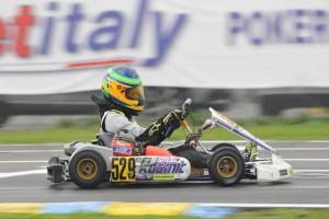 Maciej Szyszko won two heat races (press.net images)