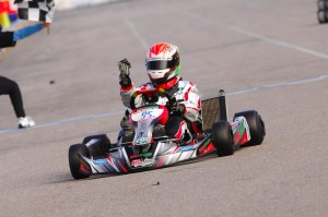Yurik Carvalho claimed the SuperNats win and TaG Junior Pro Tour championship (Photo: On Track Promotions - otp.ca)