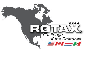 Rotax Challenge of the Americas logo 2014