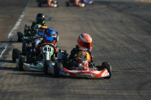 Jak Crawford will look to continue to run at the front of Micro Max (Photo: SeanBuur.com)