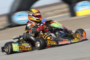 Jarred Campbell won in his S2 Semi-Pro debut (Photo: dromophotos.com)