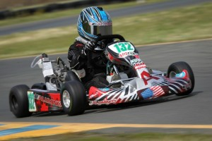Grant Langon drove to a podium finish in back-to-back weekends in Micro Max (Photo: dromophotos.com)