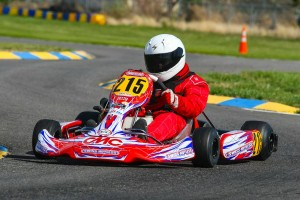 Jacob Gulick become the inaugural Can-Am LO206 Junior winner, placing first both days (Photo: SeanBuur.com)