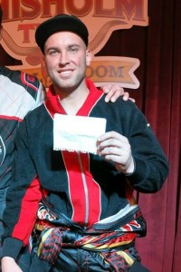 Josh Lane - EKN Driver of the Month - March 2014 (Photo: John Jennings)