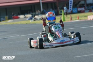 TaG Cadet was swept by Michael d'Orlando (Photo: On Track Promotions - otp.ca)