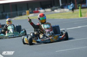Last lap pass earned Trenton Estep his first Pro Tour victory in S5 (Photo: On Track Promotions - otp.ca)