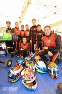 Eight drivers of Ocala Gran Prix (Photo: On Track Promotions - otp.ca)