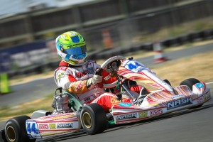 Christian Brooks doubled up with wins in TaG Junior and S5 (Photo: dromophotos.com)