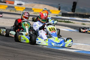 Bressan is perfect through the first two days of DD2 action (Photo: Ken Johnson - Studio52.us)